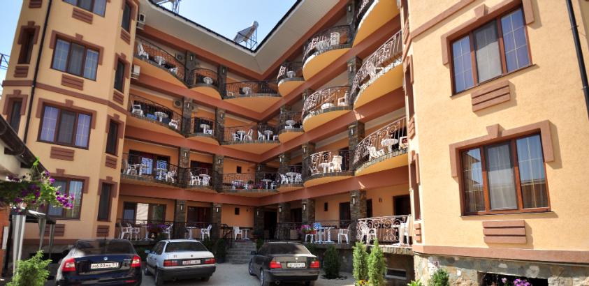 Мини-отели Судака - цены на бронирование мини отелей и мини